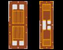 Half-Bridge Strain Gauge
