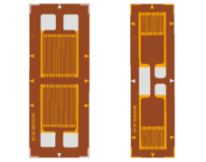 Half-Bridge Strain Gauge