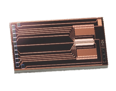 Thermal Flow Sensor Chips