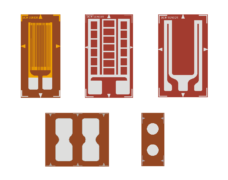 Bondable Resistors and Terminals