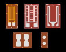 Bondable Resistors and Terminals