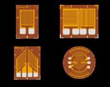 Metal Foil Strain Gauges for Transducer Application